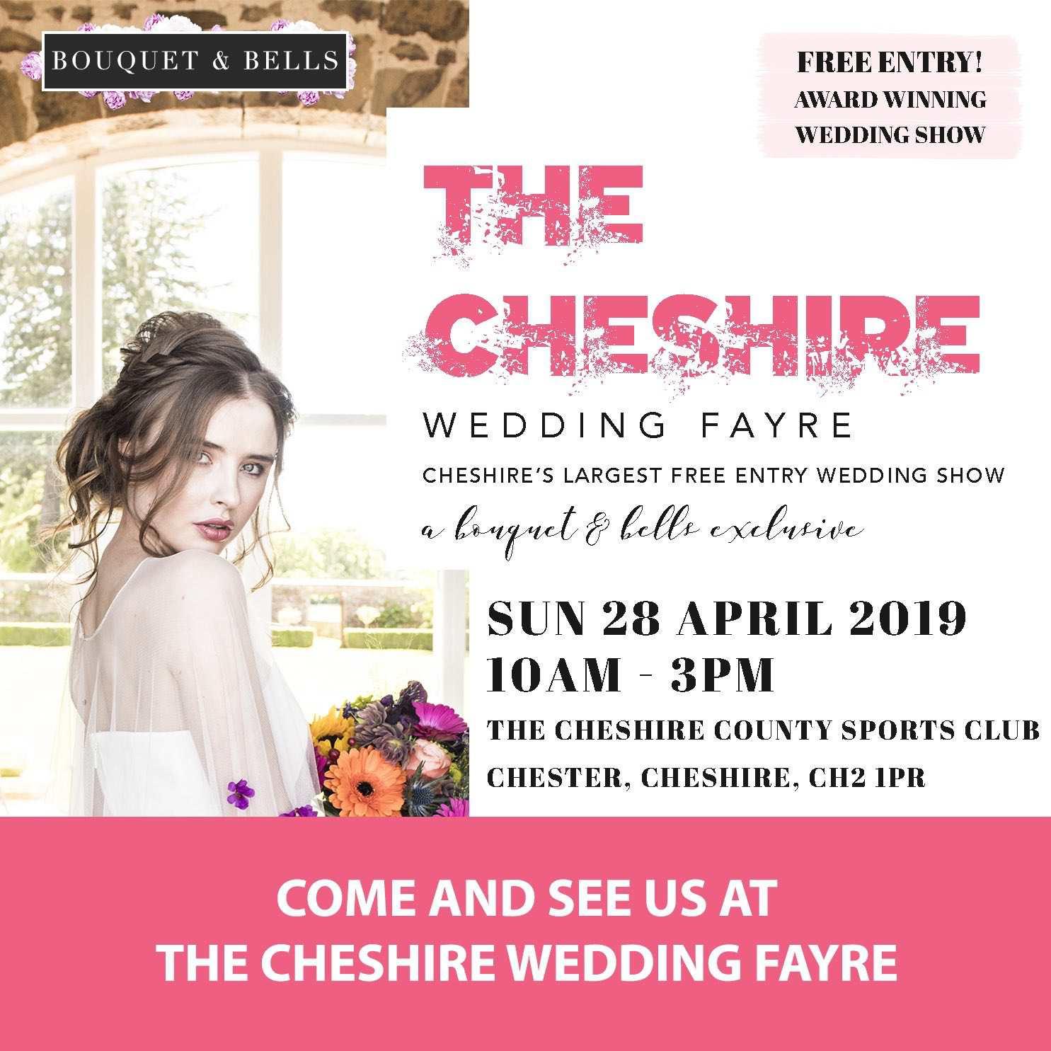 CHESHIRE WEDDING FAYRE