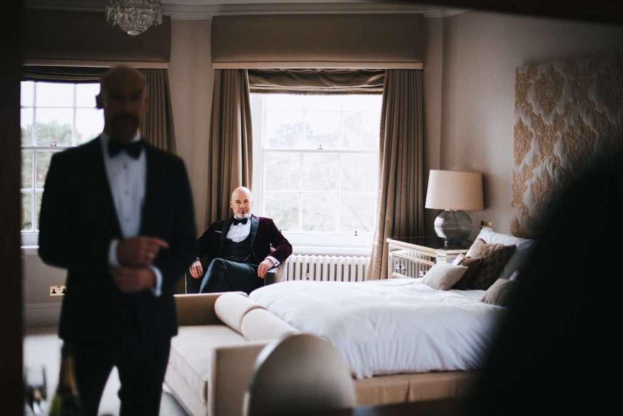 gay wedding ideas - Delamere Manor same sex wedding venue cheshire