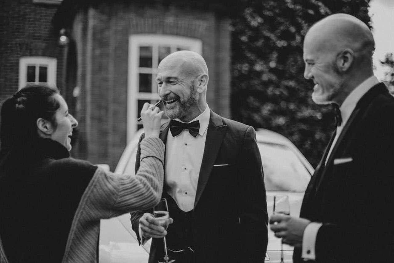 same-sex wedding ideas - Abby Victoria Photoshoot Makeup Artist Cheshire
