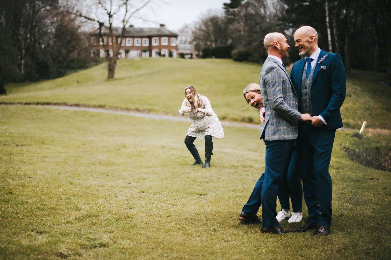 gay wedding ideas - festival events and planning LGBTQ+ friendly wedding planners