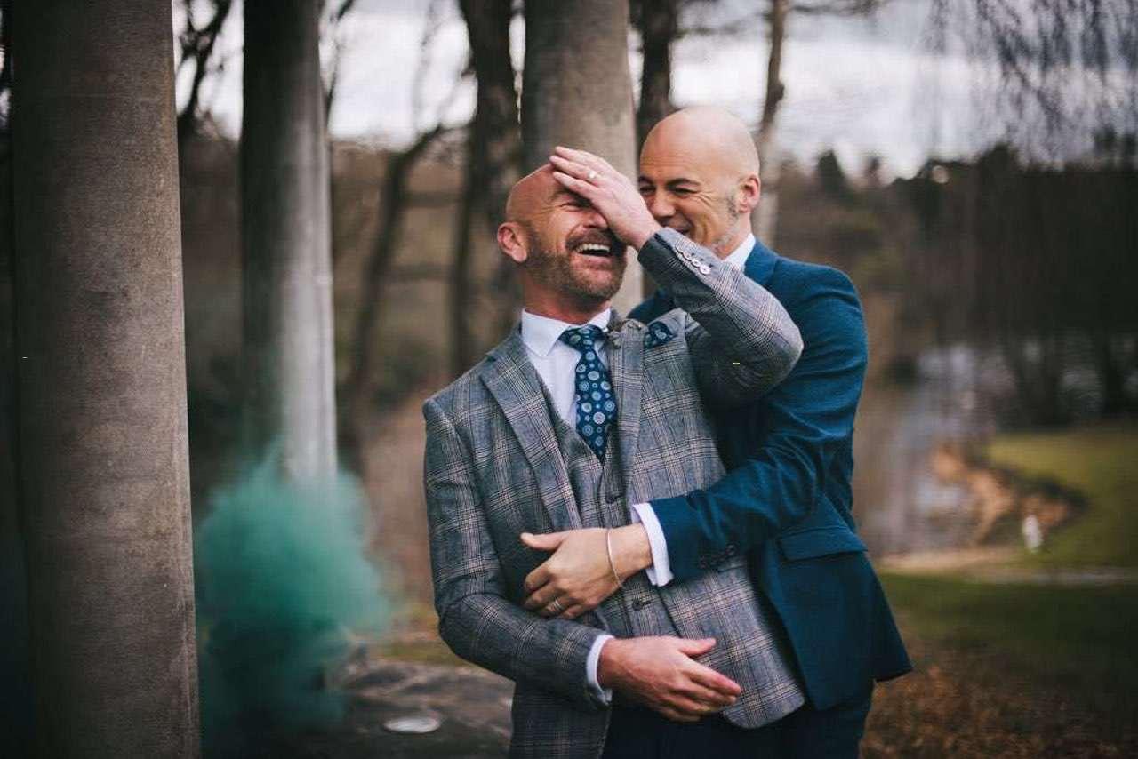 same-sex wedding ideas - gareth roy same sex wedding photography