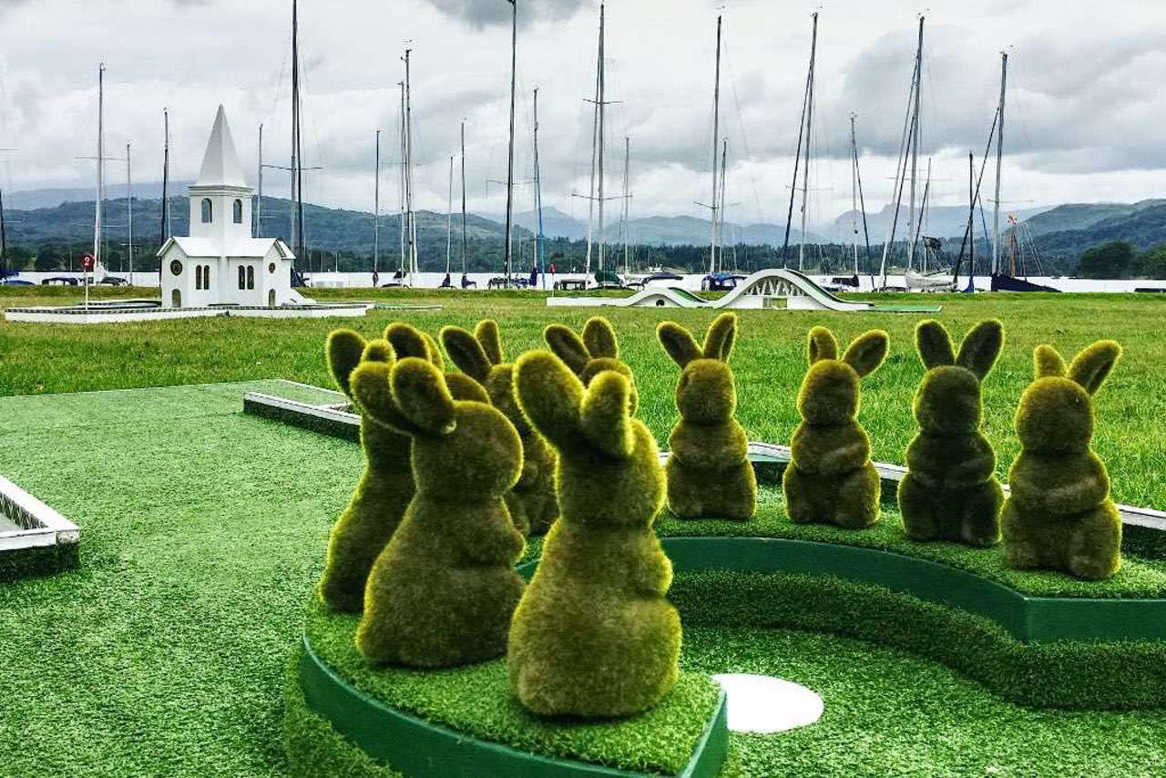 low wood bay resort wedding venue mobile crazy golf