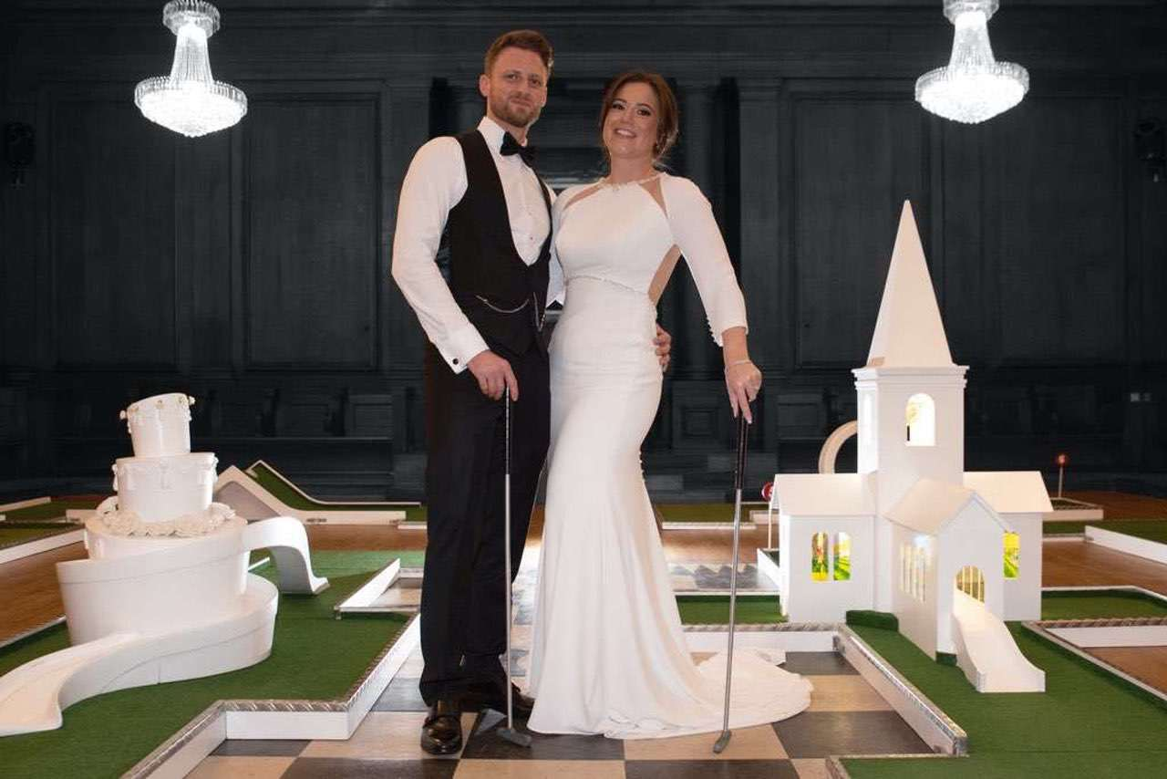 Manchester Hall - Goulburn Lodge is one of the best winter wedding venues in Manchester