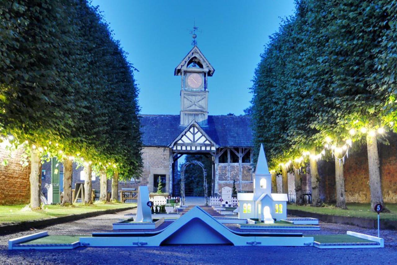 Arley Hall & Gardens Cheshire Wedding Venue